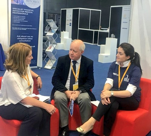 Professor Gerry O'Donoghue, Master of BACO 2020, interviewed by Team ENT & Audiology News