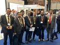 Professor Shahed Quraishi (centre) with just some of the 38-strong  delegation from Bangladesh who attended BACO2018.jpg