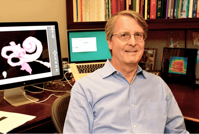 In conversation with Professor Charles Liberman   ENT