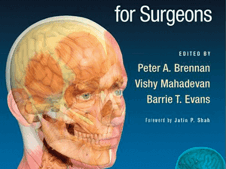 Clinical Head And Neck Anatomy For Surgeons Ent Audiology News