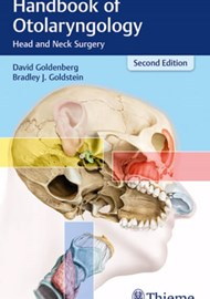 Handbook of Otolaryngology cover
