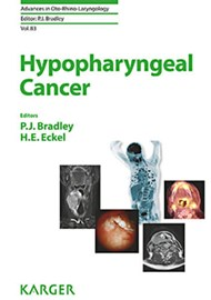 Hypopharyngeal Cancer book cover
