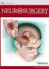 Neurosurgery journal cover