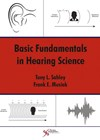 Basic Fundamentals in Hearing Science image