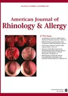 American Journal of Rhinology and Allergy cover image