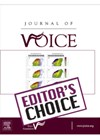 Journal of Voice journal cover image