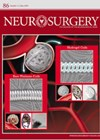 Neurosurgery journal cover image