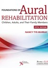 Foundations of Aural Rehab book cover.