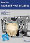 RadCases Head and Neck Imaging book cover photo.