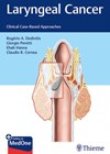 Laryngeal Cancer: Clinical Case-Based Approaches book cover image.