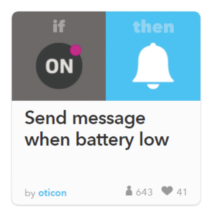 IFTTT com: a recipe for success with hearing aids? | ENT